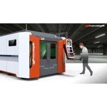 2000W Faser Edelstahl Schneidemaschine Laser