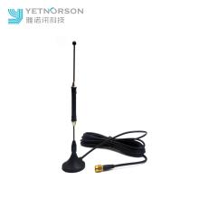 Antenne télescopique intérieure magnétique 9dbi 600 2700 MHz pour GSM 4G LTE
