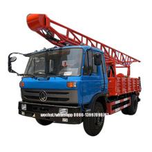 Dongfeng CUMMINS 190HP 4WD Prix du camion de forage