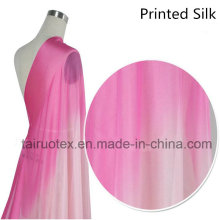 100% Seide aus Chiffon Seide für Lady Dress Fabric