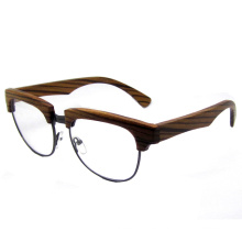 Gafas de sol de moda de madera (sz5687-2)