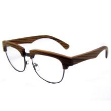De madeira moda óculos (sz5687-2)