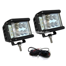 Top Quality Waterproof 36W 60W Strobe 12V Truck Atv 4x4 Offroad Bar Kits High Lumen LED Driving Light
