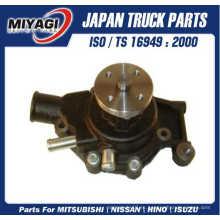 Me005212 Bomba de agua 4dr-70 para piezas del motor de Mitsubishi Canter