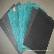 Hoja de asbesto Xb200 Xb300 Xb350 Xb400 Xb450