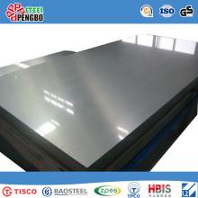 Стандарт ASTM 304/труба 304l/316/316L нержавеющей листовой стали Обожженная&замаринованная поверхности