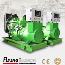 60kw 75KVA motor de Weichai generador con 400V 50Hz alternador maratón de Taizhou fábrica