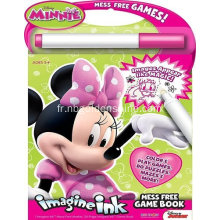 Magic Imagine Ink Book