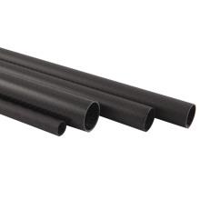 Tube à fibre de carbone OEM 3k directement fabriqué en usine