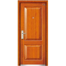 Hot Sale Steel Wooden Armored Door