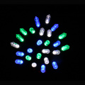 LED Christmas Light String Decoration Gift with Glass Craft (LB100.5mm)