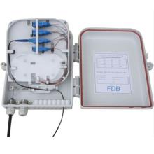 Caja Fibra Óptica de 16 Fibras FTTH Box