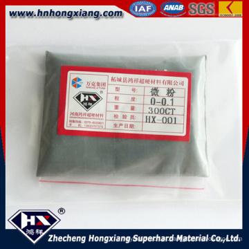 Pó de diamante industrial Micron Powder