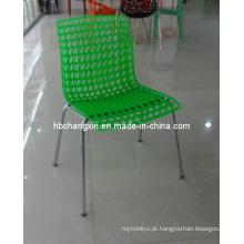 Venda quente nova cadeira plástica da alta qualidade Design moderno