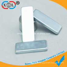 Zinc Coating Rectangle Permanent Magnet with Different Size