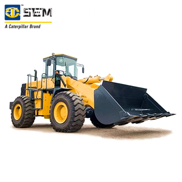 SEM 5T Capacity Wheel loader 652D النوع الاقتصادي