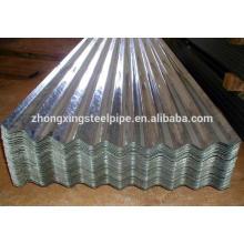 VORLACKIERTER Stahl Wellplatten