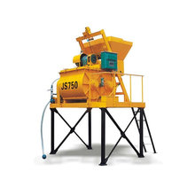 JS750 Double Axle concrete mixer machinery