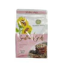 Saco plástico para alimentos sem glúten de semente de girassol natural superalimento