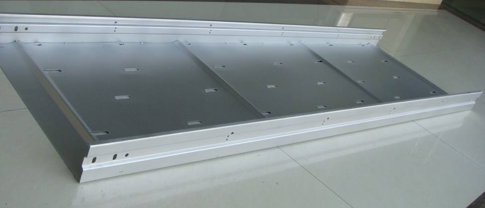 Perforated Cable Tray Galvanized