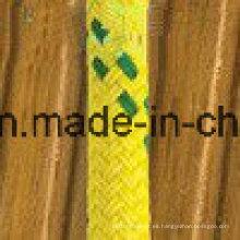 Aramid Fible Rope, Cuerda Resistente a Alta Temperatura