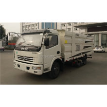 2Ton Dongfeng Vaccum Road Dust Suction Cleaner Truck