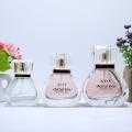 Perfume / Fragrância Glass Spray Garrafa com bomba e Cap