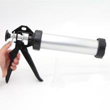 Cartucho 600ml Tubo de aluminio Pistola para calafatear