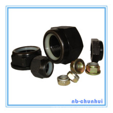 Hex Nut Nylon Insert Nut