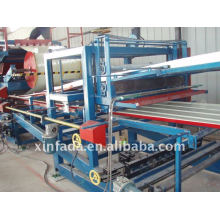 EPS Sandwich Panel Tile Forming Machine