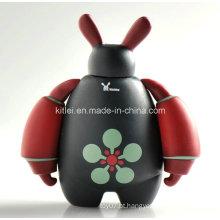 Alta Qualidade Cute Hotsell Rotocast Vinil plástico robô Kids Brinquedos