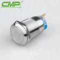 Interruptor de la prenda impermeable del metal 12v mini
