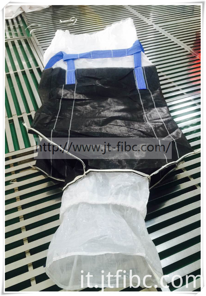 White One Ton Fibc Bags