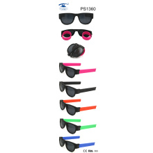 Multi Color Elegir lentes de sol PC Cute (PS1360)