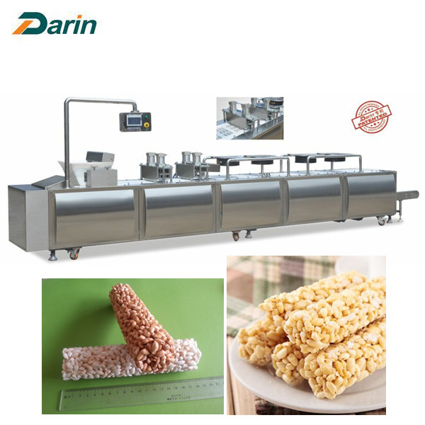 Barre de riz automatique formant la machine