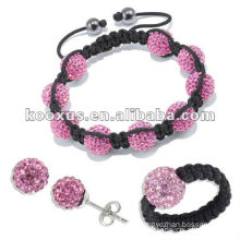 Bijoux Shamballa bracelet different colors available