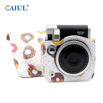 Sweet Donut Instax Mini 90 NEOカメラバッグ