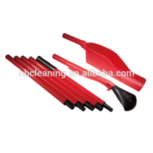 long handle plastic leaf grabber, leaf picker tool