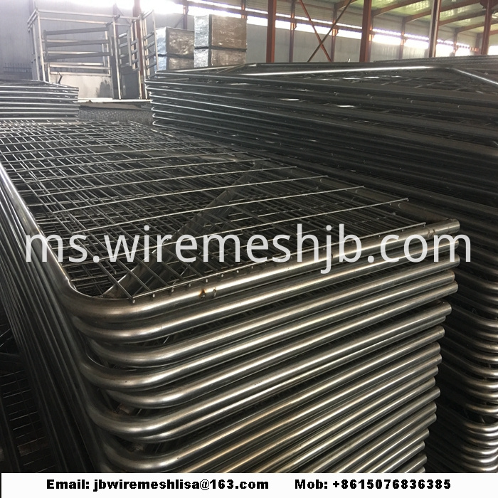 Hot Dipped Galvanized Farm Gate