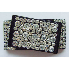 Sparking Acrylic Rhinestone Dress Buckle