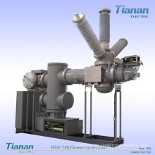 Sf6 126kv Gis-Gas Insulated Switchgear (ZFW-126/T2500-40)