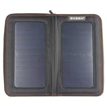 Fashion Design Multi-function 13W Portable Solar Panel Phone Charger