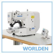 WD-1900ass dirigir impulsión electrónica presillas máquina de coser industrial