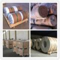 Folha de alumínio em bobinas grandes (papel de parede doméstico, folha de farinha, folha de embalagem de medicamentos de formação a frio