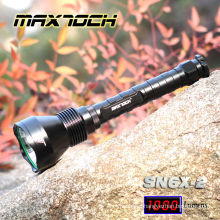 Maxtoch SN6X-2 Rechargeable 1000 Lumen Torch Hunting LED Flashlight