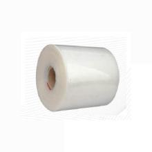 Lámina de plástico transparente para tubo de pasta dental