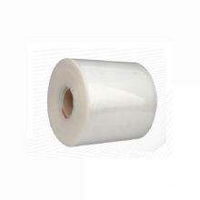 Прозрачный пластиковый лист для трубки зубной пасты