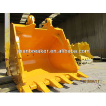 IHI excavator bucket, quick attach bucket, bucket coupling