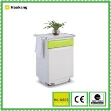 Cabinet de chevet en ABS pour hôpital Sickroom (HK-N603)