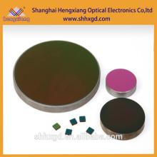 Lentille optique personnalisée pour une pureté de 99,999% lentille de germanium